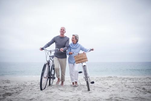 Sorgenfrei auch im Alter finanziell gut versorgt